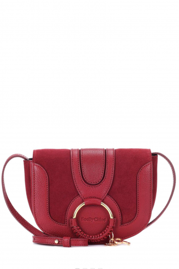 Click to Buy See by Chloe Hana Mini Leather Shoulder Bag