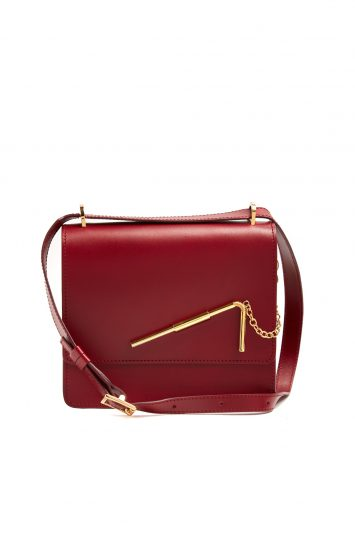 Click to buy Sophie Hulme Straw bag online
