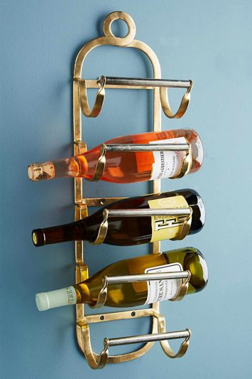 Click to Buy Anthropologie Wine Rack