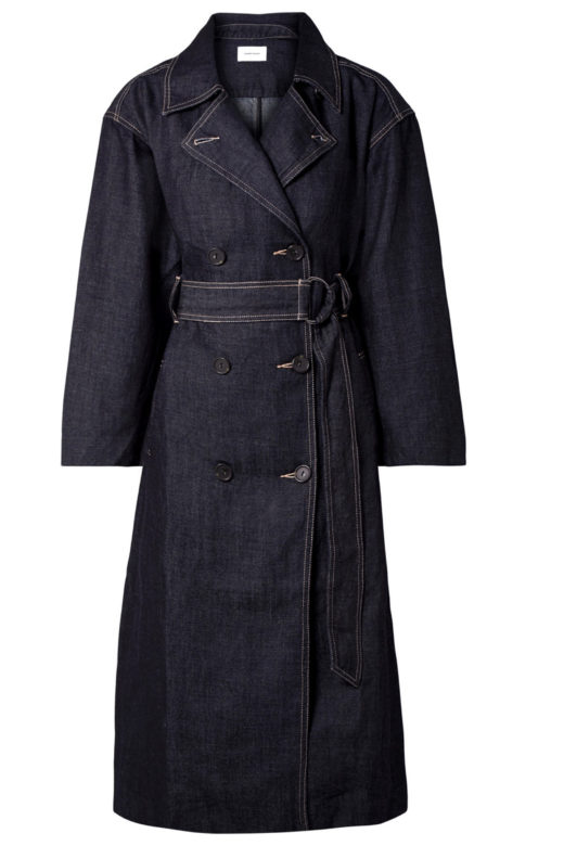 Click to Buy Current-Elliot-Denim-Trench