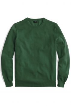 J. Crew Green Sweater
