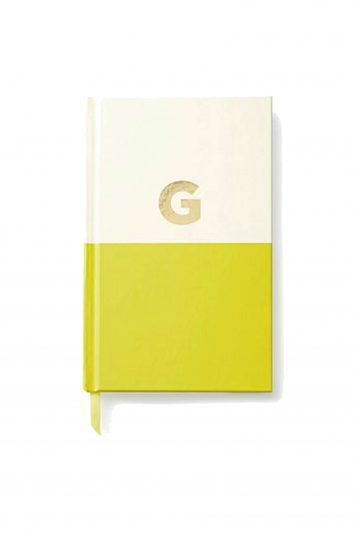 Click to Buy Kate Spade Initial Journal