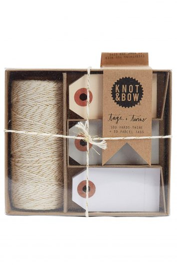 Click to Buy Knot & Bow Stationery Set