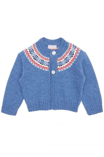 Click to Buy Liberty Fairisle Jumper
