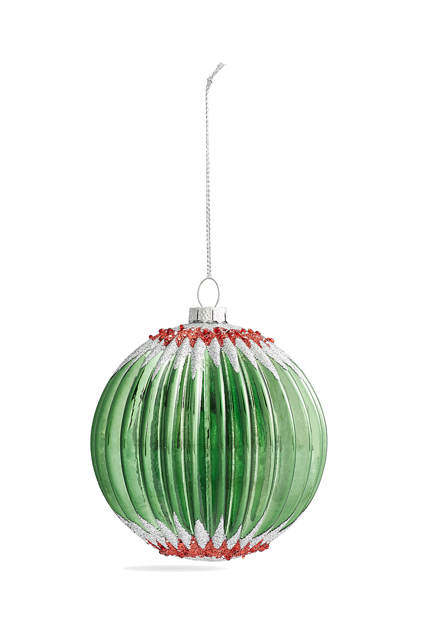 Click to Buy Marks and Spencer Green Bauble
