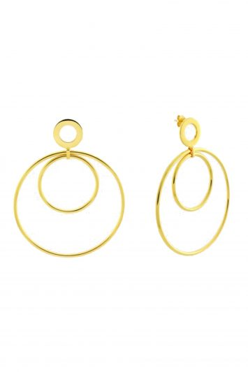 Click to Buy Otiumberg Hoop Earrings