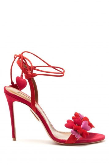Click to Buy Aquazzura Happy Heart Sandals