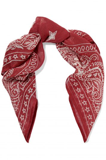 Click to Buy Chan-Luu-Star-Print-Scarf