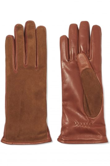 Click to Buy Lanvin Leather Gloves
