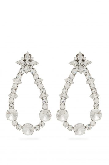 Click to Buy Racil-London-Crystal-Hoops