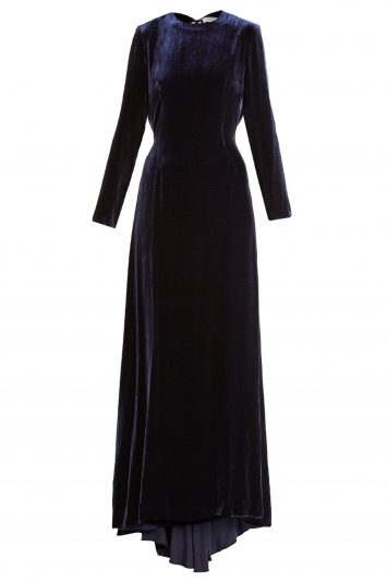 Click to Buy Racil Velvet Dress