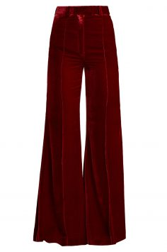 Click to Buy Racil Velvet Trousers