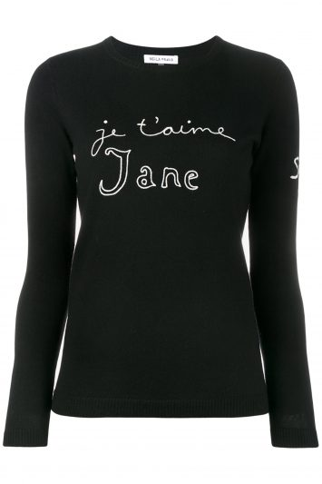 Click to Buy Bella Freud Je T'aime Jane Sweater Online