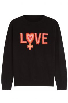 Click to Buy Chinti and Parker Love Women for Women International Sweater
