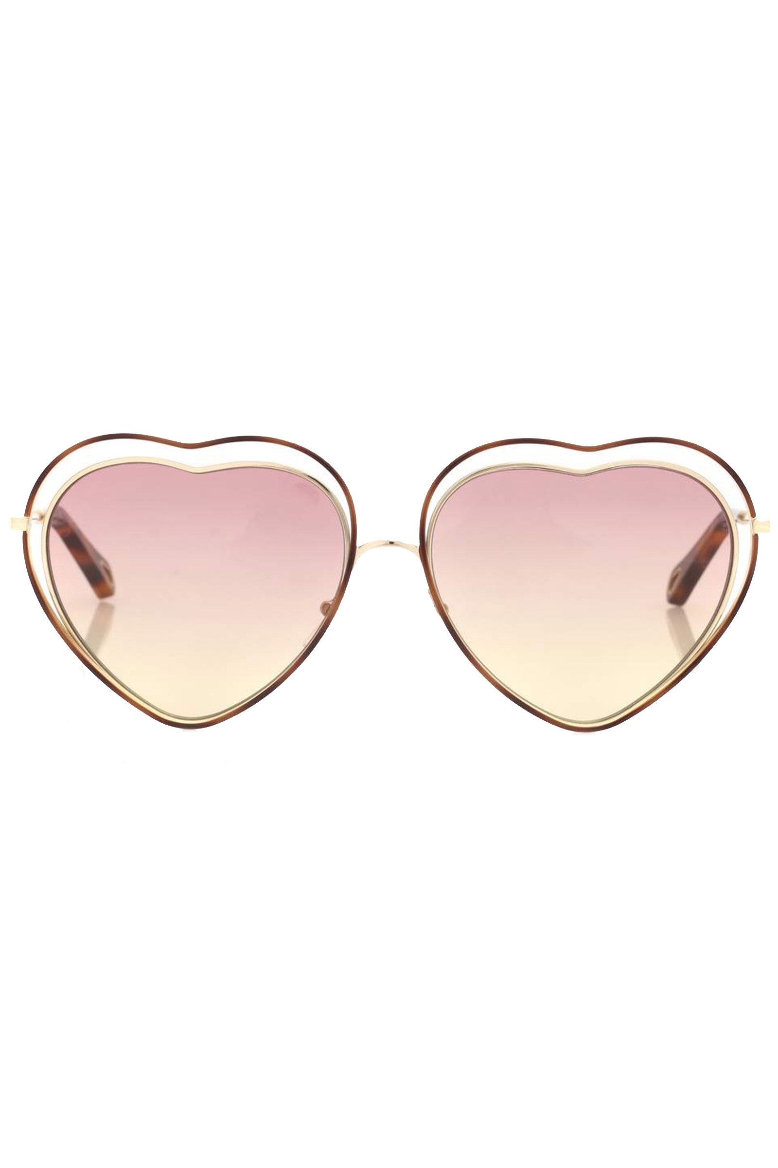 Click to Buy Chloé Heart Sunglasses