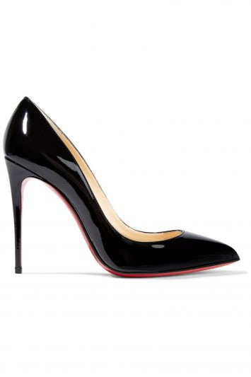 Click to Buy Christian Louboutin Patent Leather Pumps