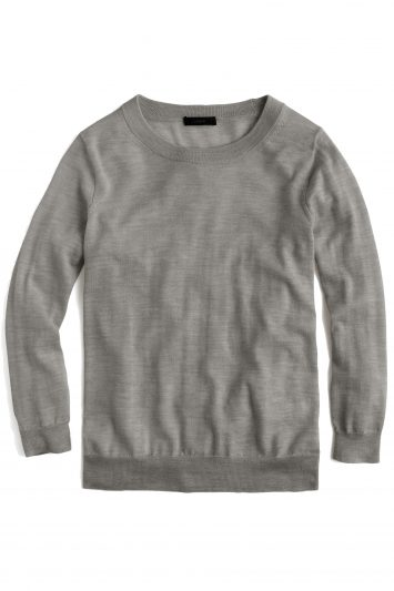 Click to Buy J. Crew Grey Sweater