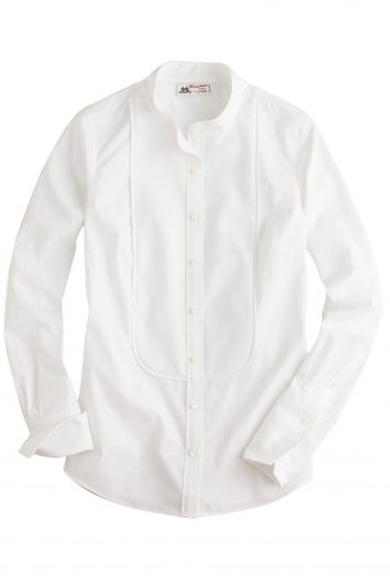 Click to Buy J. Crew White Shirt