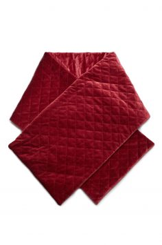 Click to Buy Mango Quilted Scarf