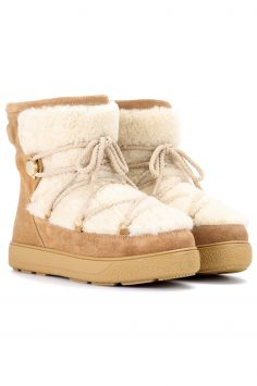 Click to Buy Moncler Shearling Boots