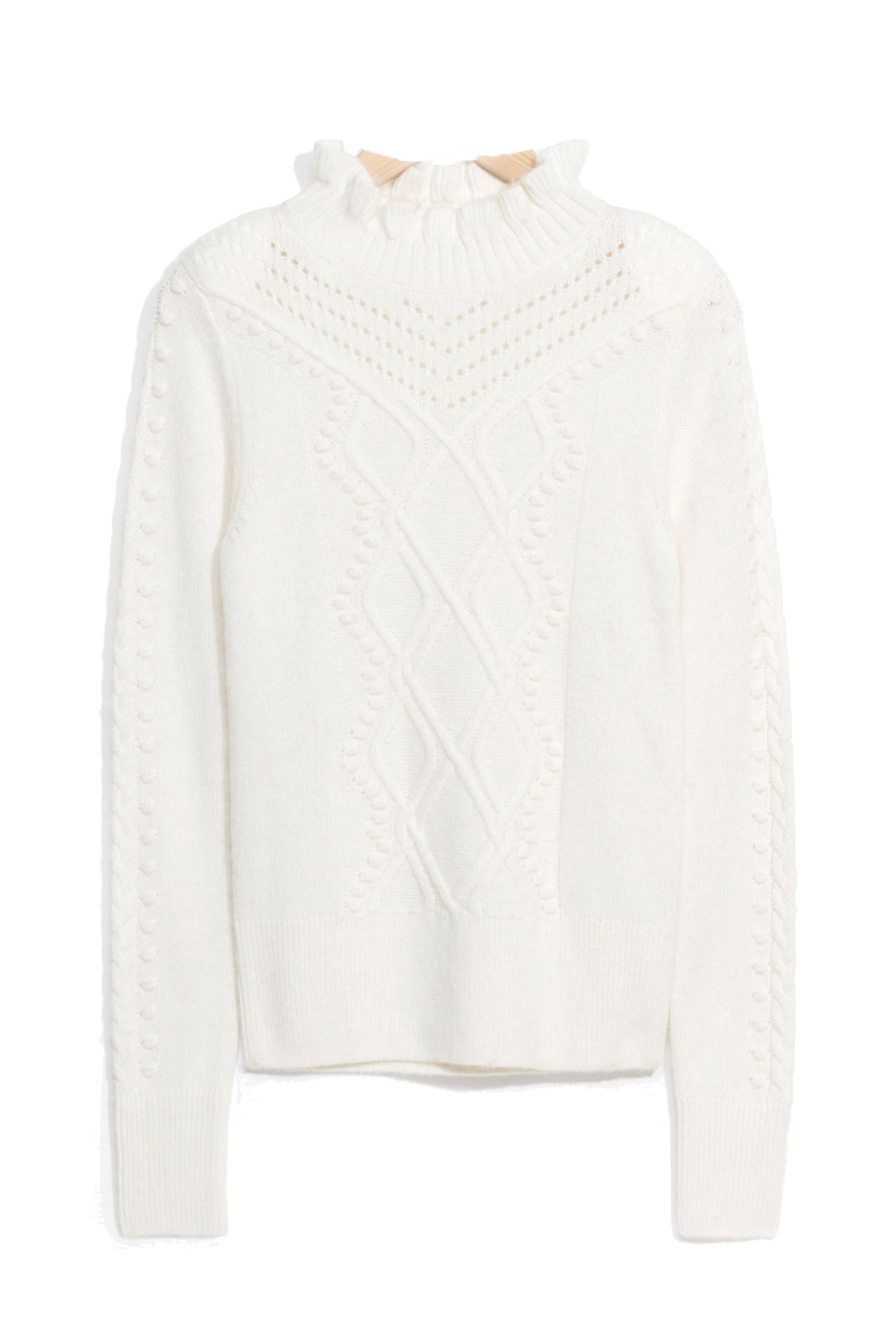 Click to Buy & Other Stories Cable Knit Sweater