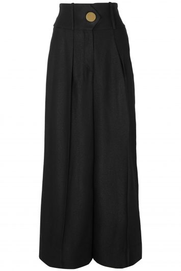 Click to Buy Petar Petrov Wide Leg Trousers