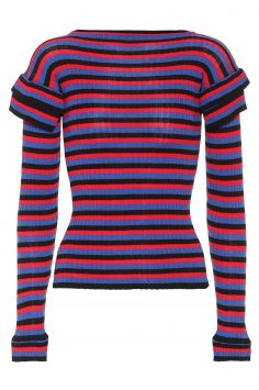 Click to Buy Philosophy Di Lorenzo Serafini Striped Sweater