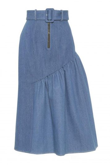 Click to Buy Rejina Pyo Denim Skirt