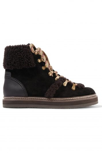Click to Buy See-by-Chloe-Shearling-Boots