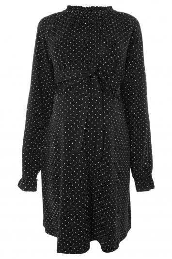 Click to Buy Topshop Polka Dot Spot Dress