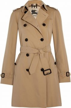 Click to Buy Burberry The Kensington Trench
