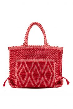 Click to Buy Antonello Capriccioli Rombi Tote Bag Online