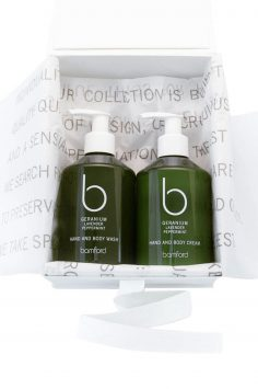 Click to Buy Bamford Geranium Gift Set