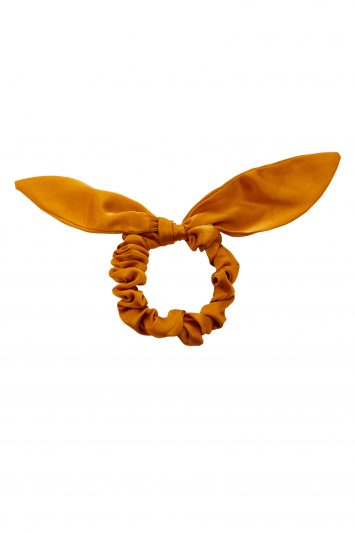 Click to Buy Donni Charm Yellow Scrunchie
