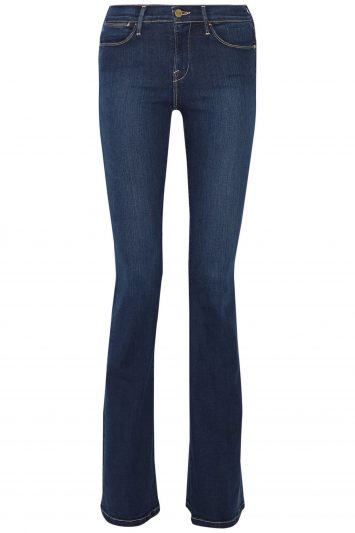 Click to Buy Le High Flare Denim Jeans