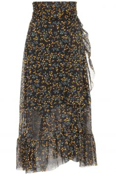 Click to Buy Ganni-Printed-Skirt