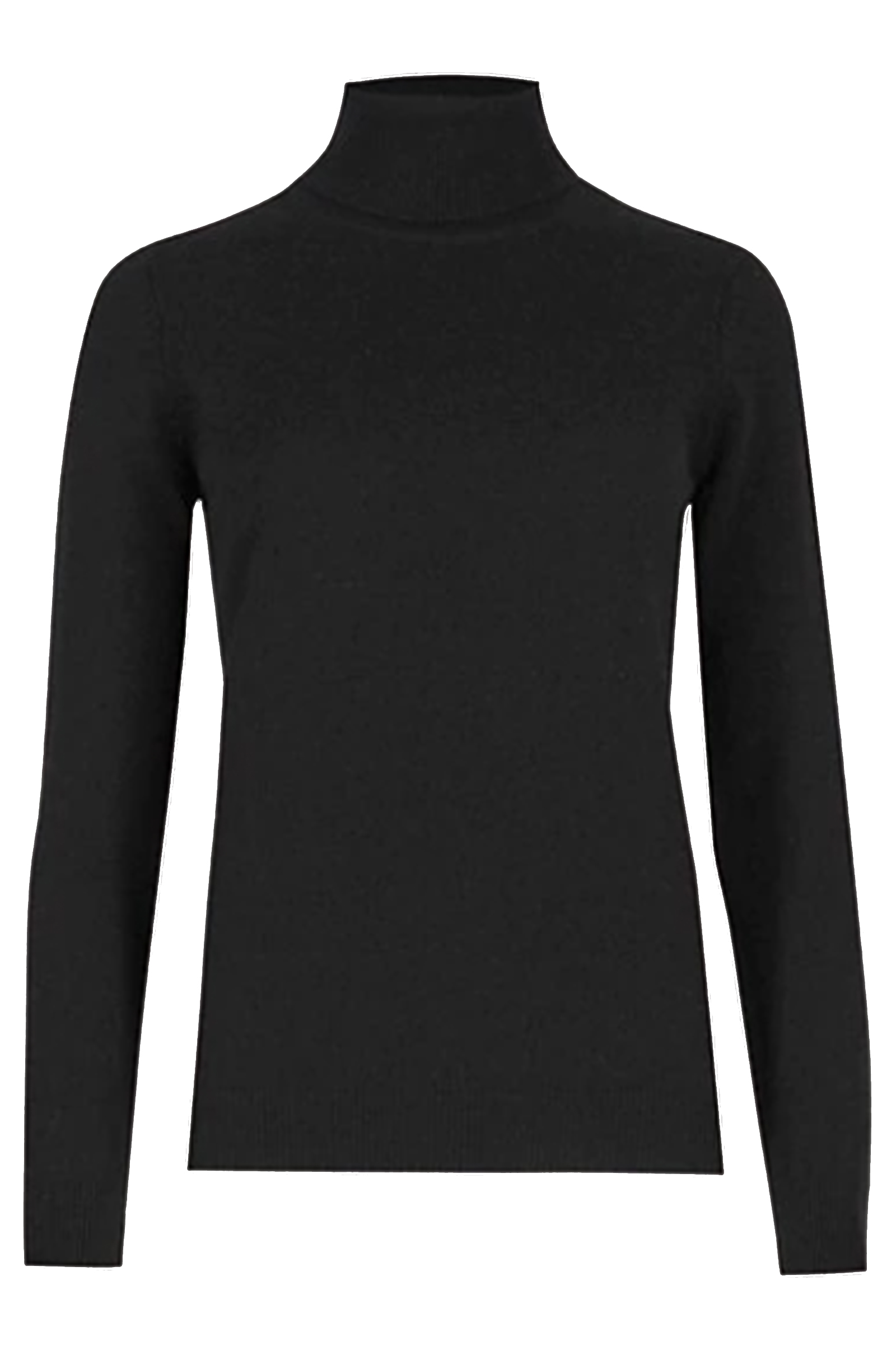 Click to Buy M&S Cashmere Roll Neck
