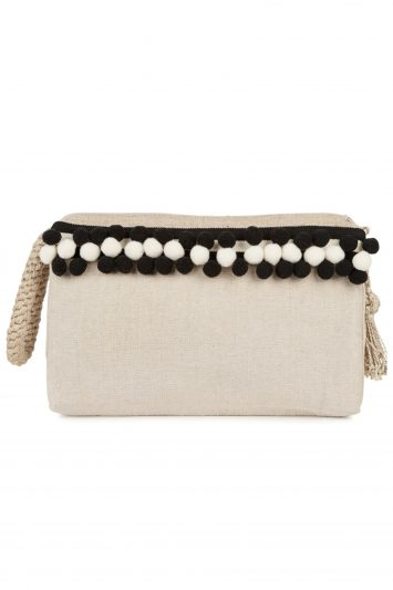 Click to Buy Rae Feather Clutch