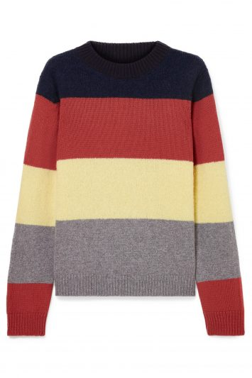 Click to Buy Chinti and Parker Stripe Sweater