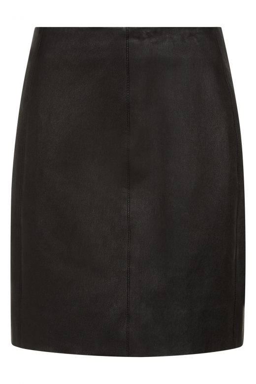 Click to Buy Holt Leather Skirt
