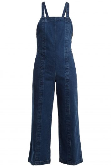Click to Buy APiece-Apart-Denim Jumpsuit