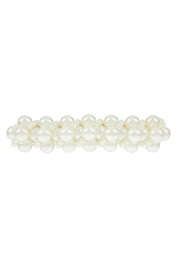 Click to Buy Accessorize Pearl Cluster Hair Clip