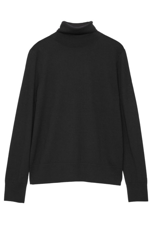 Click to Buy COS Polo neck jumper