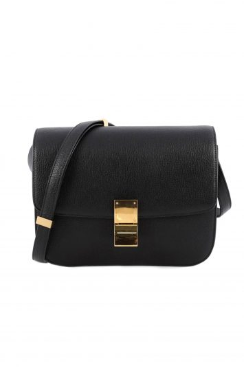 Click to Buy Céline Medium Black Bag