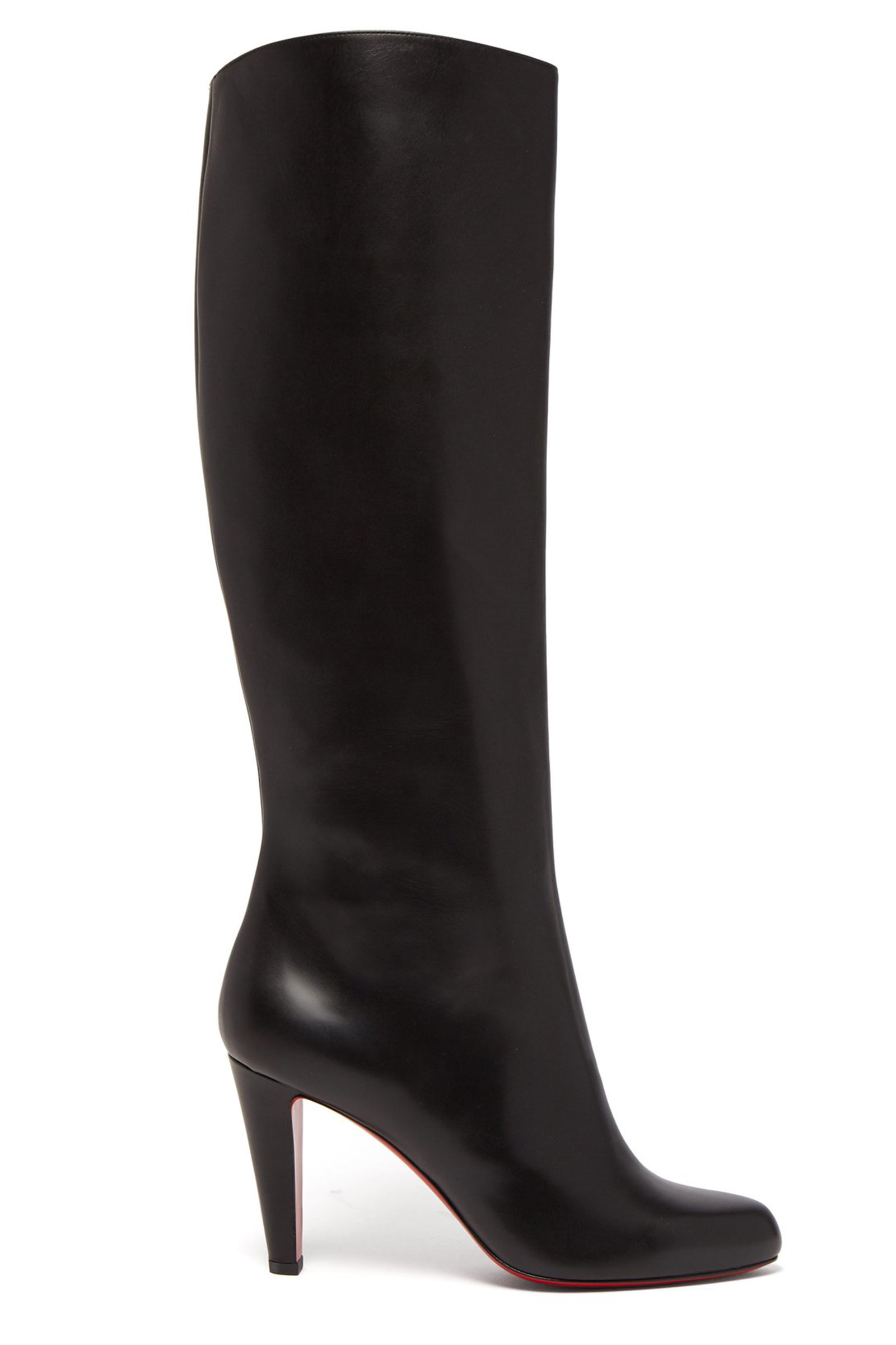 official photos 9f9b4 7a2c5 Marmara 85 Leather Knee-high Boots