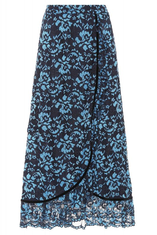 Click to Buy Ganni-Flyn-Lace-Skirt