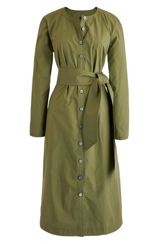 Click to Buy J. Crew Shirt Dress