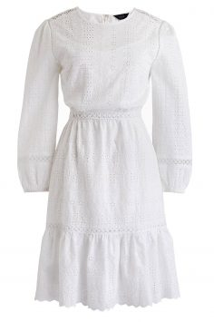 Click to Buy J. Crew White Dress