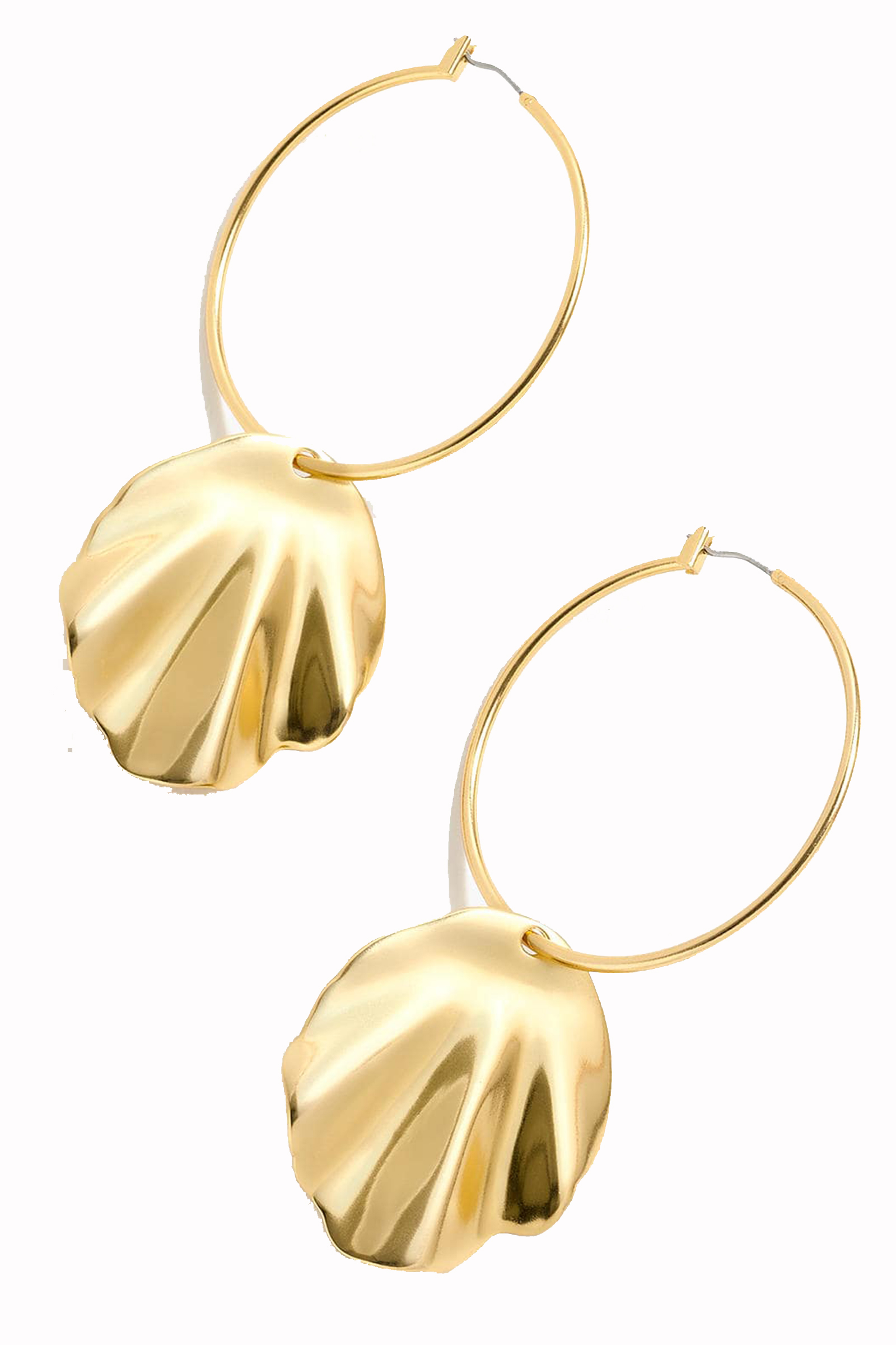 Click to Buy J.Crew-Shell-Earrings