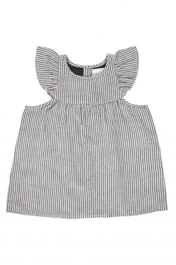 Click to Buy LITTLECIRCLE Striped Dress